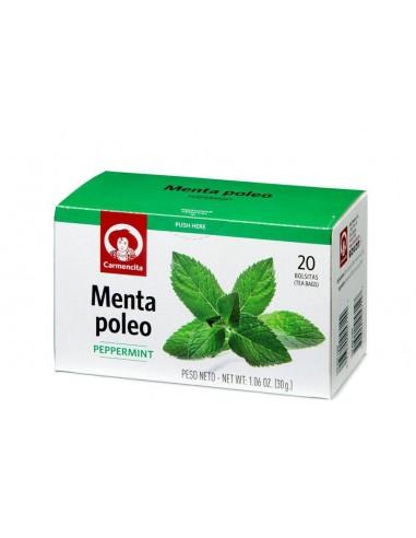 Menta Poleo Infusion Carmencita - 1