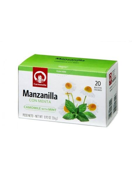 Manzanilla con Menta Carmencita - 1