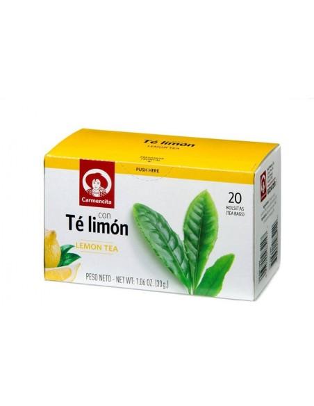 Te con Limon Carmencita - 1