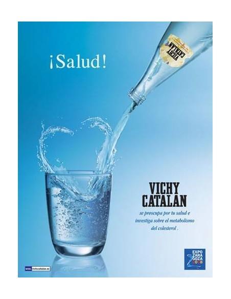 Vichy Catalan Agua Mineral con Gas 1l VICHY CATALAN - 2