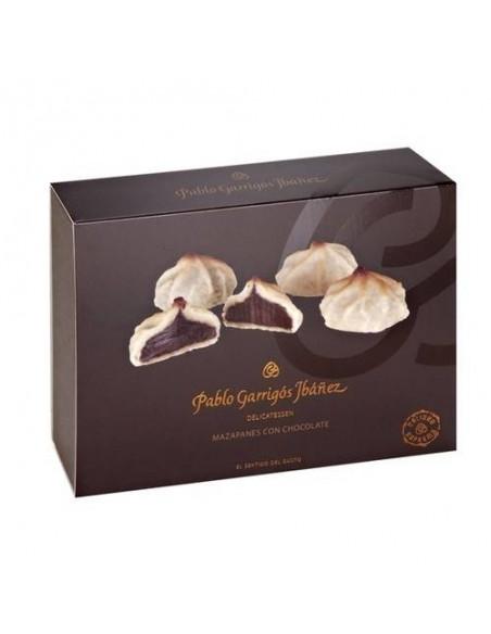 Marzipan stuffed w/chocolate Delicatessen 200g BY P.GARRIGÓS PABLO GARRIGOS - 1