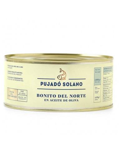 White Tuna Loin in Olive Oil