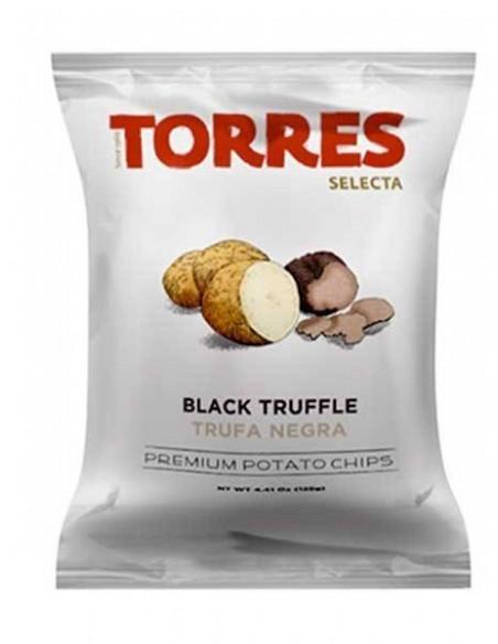 Potato Chips in Extra Virgin Olive Oil