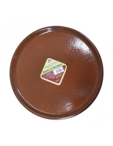 "Dinner Plate  26 cm -10 1/2"" Alfareria Corzana - 1"