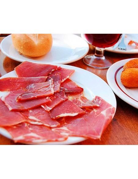 Whole bone-in Domestic Serrano Ham