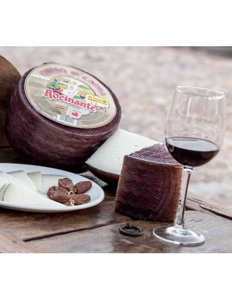 Pure Goat Wine Cheese