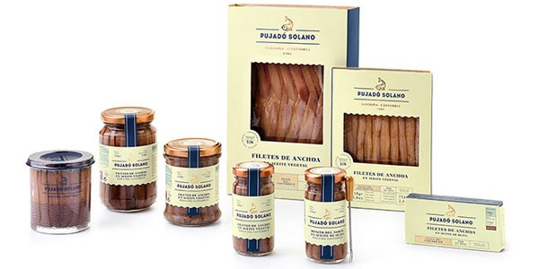 Pujado Solano, Cantabrian Anchovies and More!